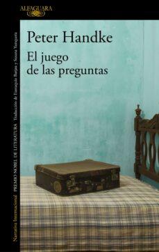 Los mejores libros descargados en cinta EL JUEGO DE LAS PREGUNTAS RTF PDB 9788420454214