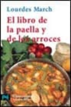 el libro de la paella y de los arroces-lourdes march-9788420638614