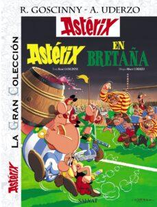 asterix 8: asterix en bretaña (asterix gran coleccion)-albert uderzo-9788421687314
