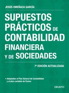 Viamistica.es Supuestos Practicos De Contabilidad Financiera Y De Sociedades (Nueva Ed. 2017) Image