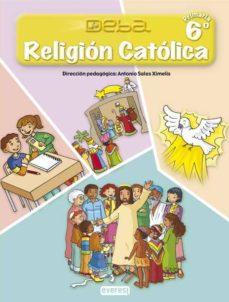 Encuentroelemadrid.es Religion (6º Educacion Primaria) (Proyecto Deba) Image