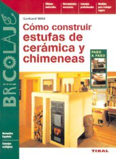 construir estufas ceramicas y chimeneas-gerhar wild-9788430536214