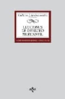 Javiercoterillo.es Lecciones De Derecho Mercantil (12ª) Image