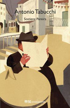 Libros epub descargar gratis SOSTIENE PEREIRA de ANTONIO TABUCCHI (Literatura española)