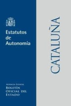 Descargar ESTATUTO DE AUTONOMIA DE CATALUÃ'A gratis pdf - leer online