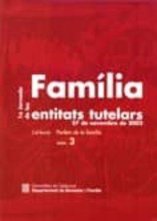 Cdaea.es Familia: 1ª Jornada De Les Entitats Tutelars (27 De Novembre De 2 002). Image