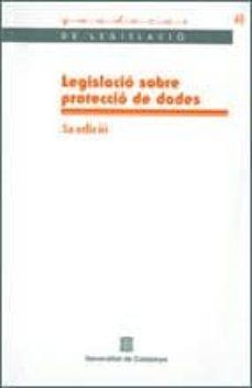 Curiouscongress.es Legislacio Sobre Proteccio De Dades Image