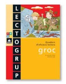 Inmaswan.es Lectogrup Groc Quadern D Eficacia Lectora Educacio Primaria Image