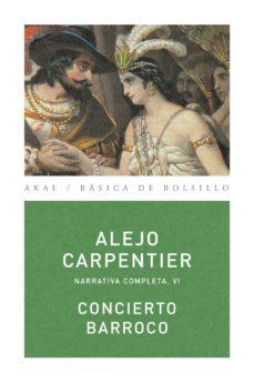 concierto barroco-alejo carpentier-antonio fernandez ferrer-9788446024514