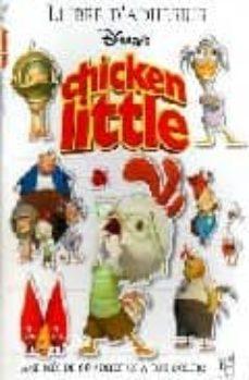 Colorroad.es Chicken Little (Llibre D Adhesius) Image