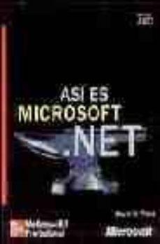 Javiercoterillo.es Asi Es Microsoft.net Image