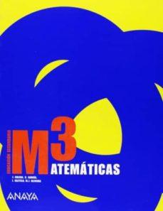 Matematicas 3 Eso Segundo Ciclo Con Isbn 9788466760614 Casa Del Libro