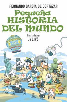 pequeña historia del mundo (ebook)-fernando garcia de cortazar-9788467028614