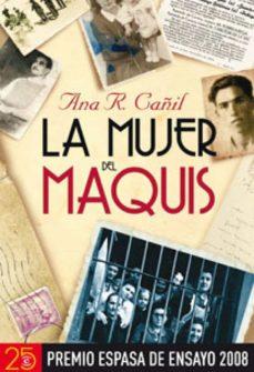 la mujer del maquis (ebook)-ana r. cañil-9788467038514