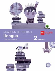llengua 2º educacion primaria quadern 3º trimestre saba 2015 (valenciano)-9788467579314