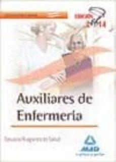 Bressoamisuradi.it Auxiliares De Enfermeria Del Servicio Aragones De Salud. Test Parte Comun. Edicion 2014 Image