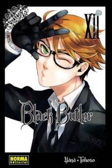 black butler 12-yana toboso-9788467913514