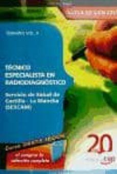 Srazceskychbohemu.cz Tecnico Especialista En Radiodiagnostico. Servicio De Salud De Ca Stilla-la Mancha (Sescam). Temario Vol. Ii. Image