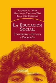 la educación social (ebook)-juan sáez carreras-9788475847214