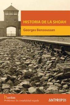 historia de la shoah-georges bensoussan-9788476587614