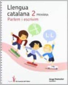 Geekmag.es Llengua Catalana 2º Pri (Els Camins Del Saber) (2011)2 Vols. Image