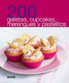 Inmaswan.es 200 Galletas, Cupcakes, Merengues Y Pastelitos Image