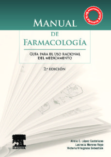Inmaswan.es Manual De Farmacologia (2ª Ed.): Guia Para El Uso Racional Del Me Dicamento Image