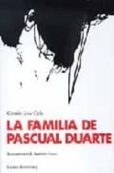 La Familia De Pascual Duarte Pdf Epub Mobi Pdf Collection