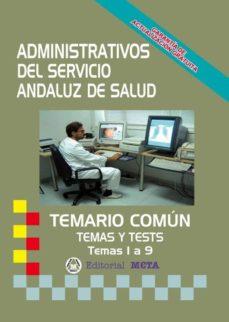 Titantitan.mx Administrativos Del Sas Temario Parte Común Volumen I Image