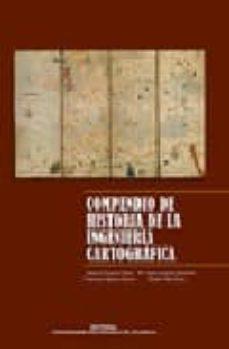 compendio de historia de la ingenieria cartografica-manuel chueca pazos-9788483633014