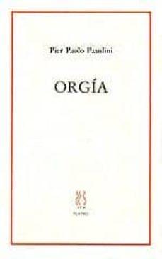 Es gratis descargar libros. ORGIA en español PDF iBook