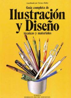 Javiercoterillo.es Guia Completa De Ilustracion Y Diseño: Tecnicas Y Materiales Image