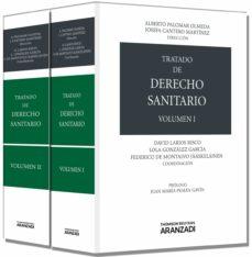tratado de derecho sanitario-alberto palomar olmeda-9788490146514