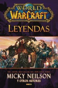 world of warcraft: leyendas-9788490245514