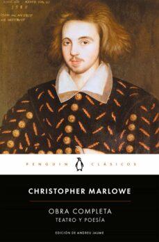 Descargar libro en formato pdf. TEATRO COMPLETO de CHRISTOPHER BRECHT MARLOWE (Literatura española)  9788491050414