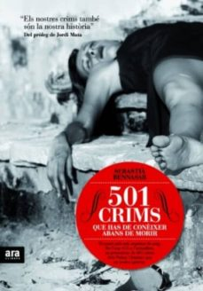 Descargar 501 CRIMS QUE HAS DE CONEIXER ABANS DE MORIR gratis pdf - leer online