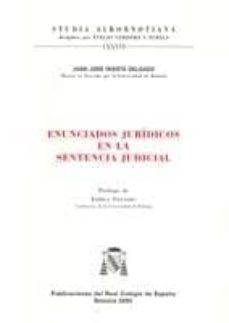 Ojpa.es Enunciados Juridicos En La Sentencia Judicial Image