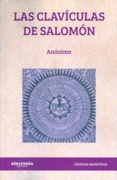 Descargar LAS CLAVICULAS DE SALOMON gratis pdf - leer online