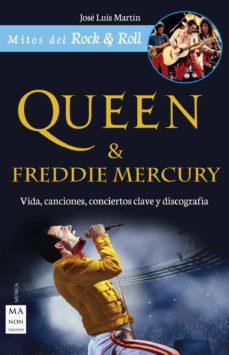 Garumclubgourmet.es Queen &Amp; Freddie Mercury: Vida, Canciones, Conciertos Clave Y Discografia Image