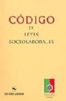 CODIGO DE LEYES SOCIOLABORALES - VV.AA. | Triangledh.org