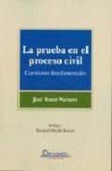Debatecd.mx Prueba En El Proceso Civil. Cuestiones Fundamentales Image