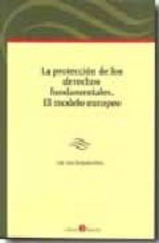 Canapacampana.it Proteccion De Los Derechos Fundamentales: Modelo Europeo Image
