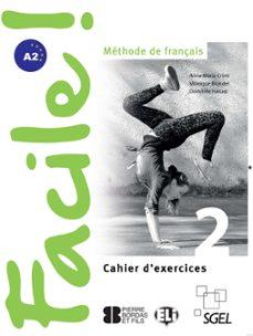 Descarga gratuita de libros de google books FACILE 2 EJERCICIOS 2 ED RTF 9788497789714
