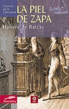 La mejor descarga gratuita de libros electrónicos LA PIEL DE ZAPA (Spanish Edition)