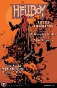 Lofficielhommes.es Hellboy: Casos Insolitos Image