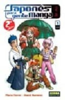 japones para gente manga nº 1 (2ª ed.)-maria ferrer-david ramirez-9788498144314