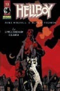 Carreracentenariometro.es Hellboy: La Oscuridad Llama Image