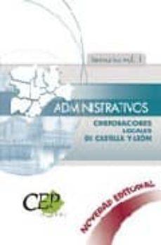 Vinisenzatrucco.it Temario Vol.i. Oposiciones Administrativos Corporaciones Locales De Castilla Y Leon Image