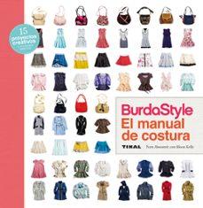 burdastyle: el manual de costura-nora abousteit-alison kelly-9788499283814