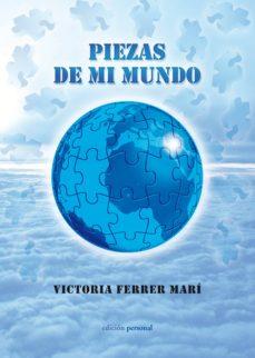 Inciertagloria.es Piezas De Mi Mundo Image
